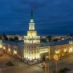 Удобное расположение в центре Ярославля